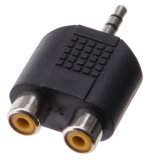 Audio Adapter Stereo Cinchbuche