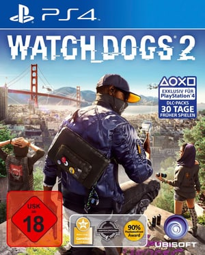PS4 - Watch Dogs 2 D