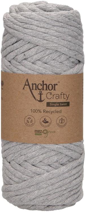 Fil à macramé Anchor Crafty, gris