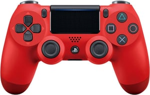 PS4 Wireless DualShock Controller rot