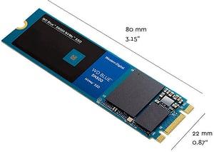 Blue SN500 NVMe SSD 250GB