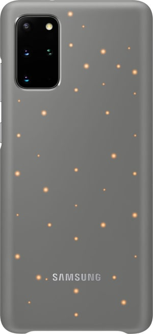 Hard-Cover LED Cover gray