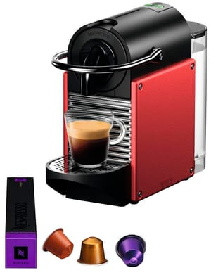 Nespresso Pixie Rot EN124.R.