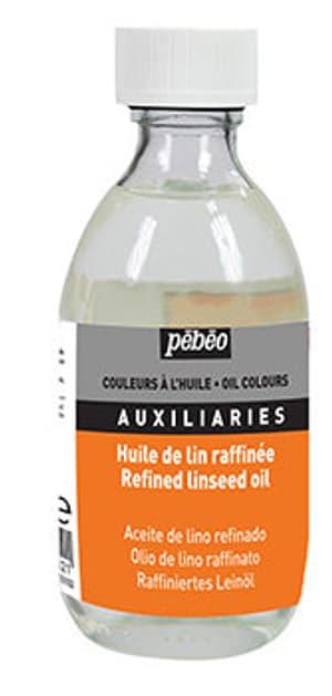 Olio de lino raffinato