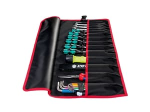 Parat BASIC Roll-Up Case, 15 Einsteckfächer