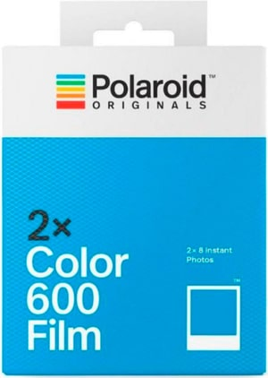 Polaroid Originals Film 2x 600 Color (2x8 Photos)