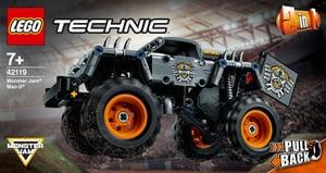 Technic 42119 Monster Jam® Max-D®