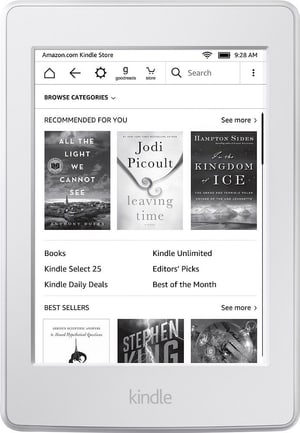 Ebookreader NEW Paperwhite 4GB (2015) blanc