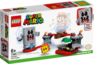 Super Mario Ensemble d'extension La forteresse de lave de Whomp 71364