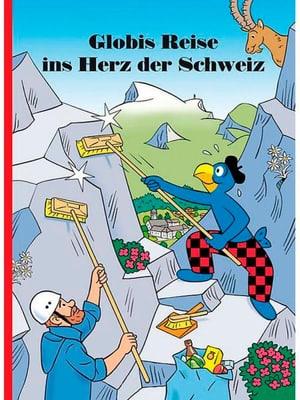 Le voyage de Globi au cœur de la Suisse