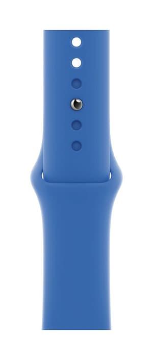 40mm Capri Blue Sport Band - Regular