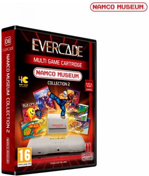 Evercade Namco Collection 2