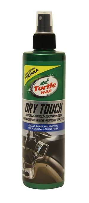 Soin des plastiques Dry Touch