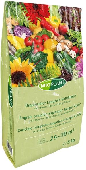 Organischer Langzeit-Volldünger, 5 kg