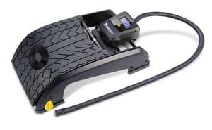 Pompa a pedale a due cilindri digitale
