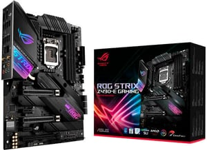 ROG Carte mère STRIX Z490-E Gaming