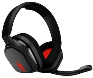 A10 Gaming Headset grau/rot