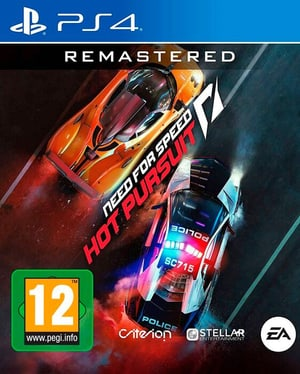 PS4 - Need For Speed - Hot Pursuit Remastered