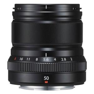 XF 50mm F2 R WR noir