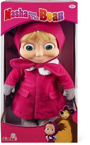 Masha Doux corps de poupée, 40cm