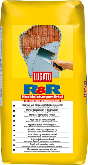 R & R Mortier