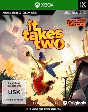 XONE - It Takes Two