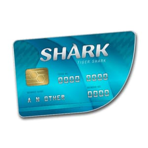 PC - Grand Theft Auto V: Tiger Shark Cash Card