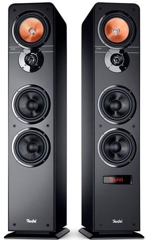 Ultima 40 Mk3 Aktiv (1 Paire) - Noir