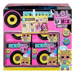 L.O.L. Surprise Remix Hairflip Ass.
