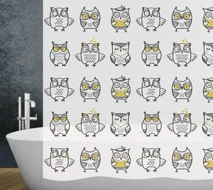 Tenda da doccia Owl