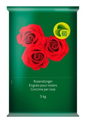 Engrais pour rosiers, 5 kg
