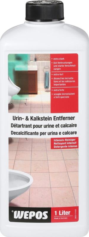 Détergent pour dépôts d'urine et de tartre