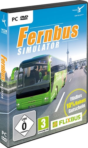 PC - Fernbus Simulator