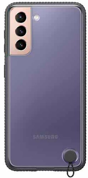 Clear Protective Cover Black