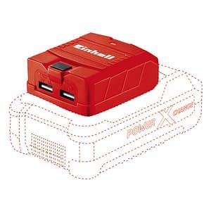 L'adaptateur USB TE-CP 18 Li