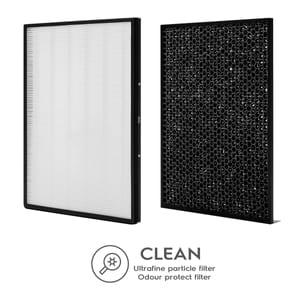 CLEAN Filter für ultrafeine Partikel