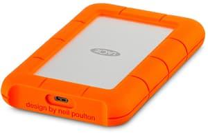 Rugged Mobile Storage 4TB Thunderbolt USB-C