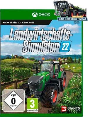 XSX/XONE - Landwirtschafts Simulator 22 (D)