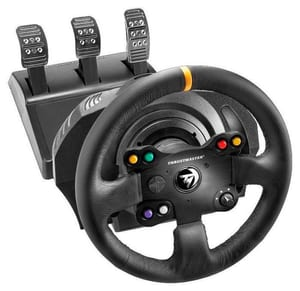 TX Racing Wheel Leder Edition