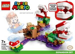 Super Mario 71382 Piranha-Pflanzen-Herausforderung – Erweiterungsset