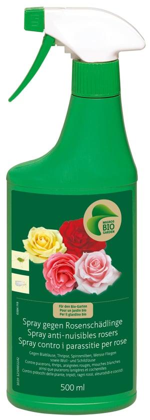 Spray gegen Rosenschädlinge, 500 ml