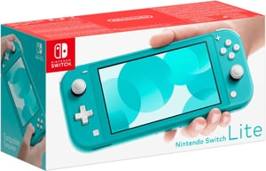 Switch lite turkqoise