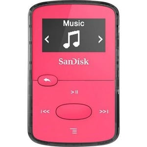 SanDisk Clip Jam 8GB MP3 Player pink
