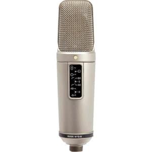Rode NT2-A, Kondensator Mikrofon