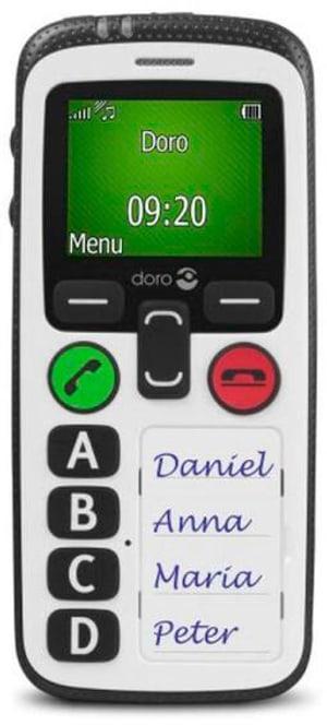 Mobilphone SECURE 580 IUP noir/blanc