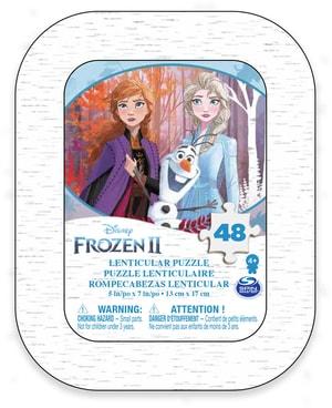 Frozen 2 Puzzle 48 Charackter