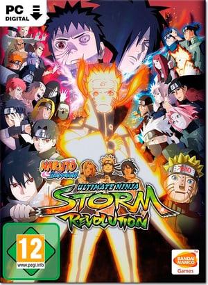 PC - Naruto Shippuden: Ultimate Ninja Storm Revolution - D/F/I