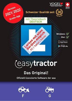 easytractor 2021/22 [Kat. F/G] inkl. Theoriebuch Deutsch [PC/Mac] (D)