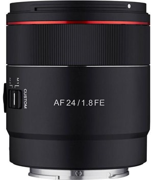 AF 24 mm F1.8 Sony E