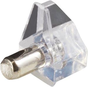 Tablarträger mit Stift 5 mm
